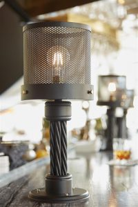 bar Lamp Detail