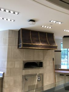 Decorative Metal Vent Hood