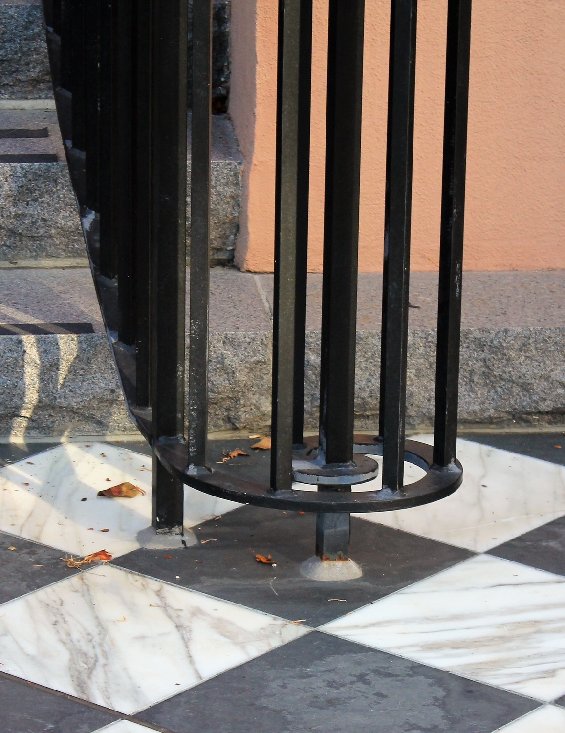 How to Avoid The Most Common Problems When Anchoring Metal Railings Into Stone and Concrete Steps