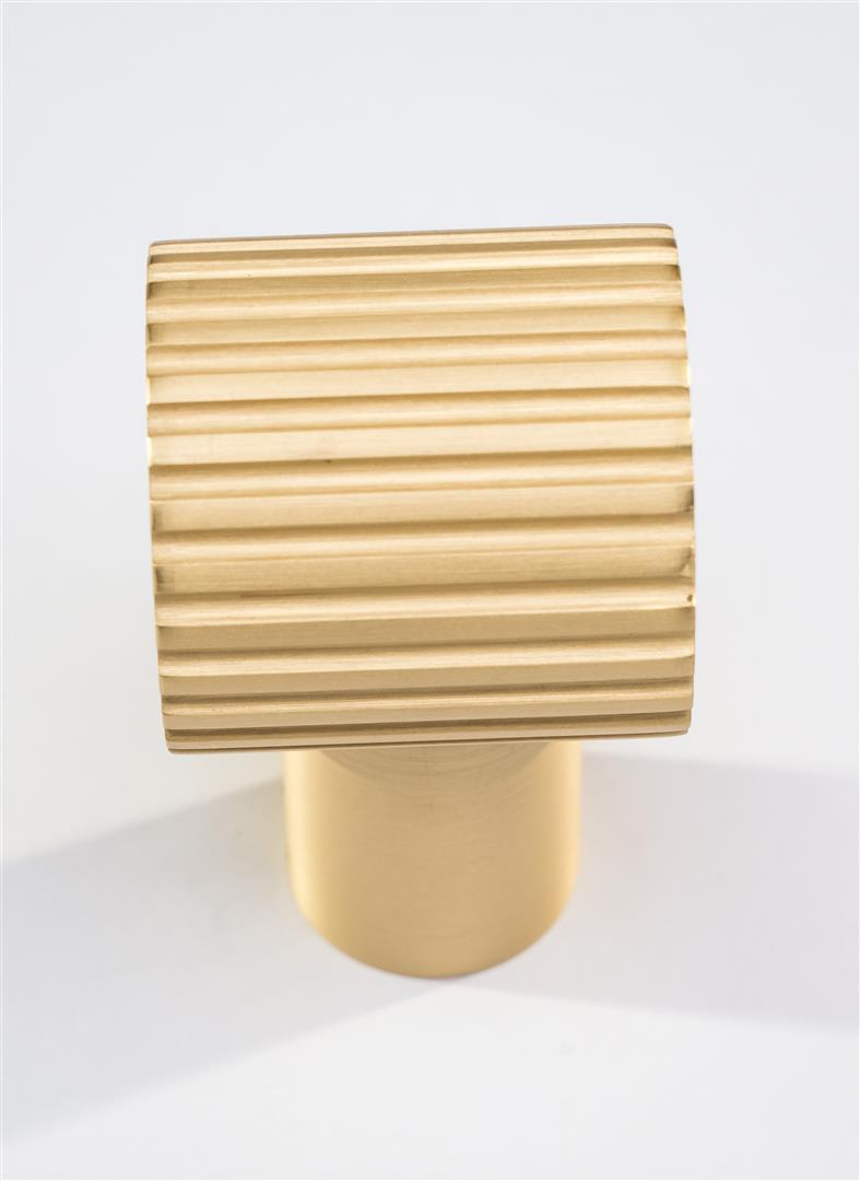 Custom Brass Stand Off for Door Pulls